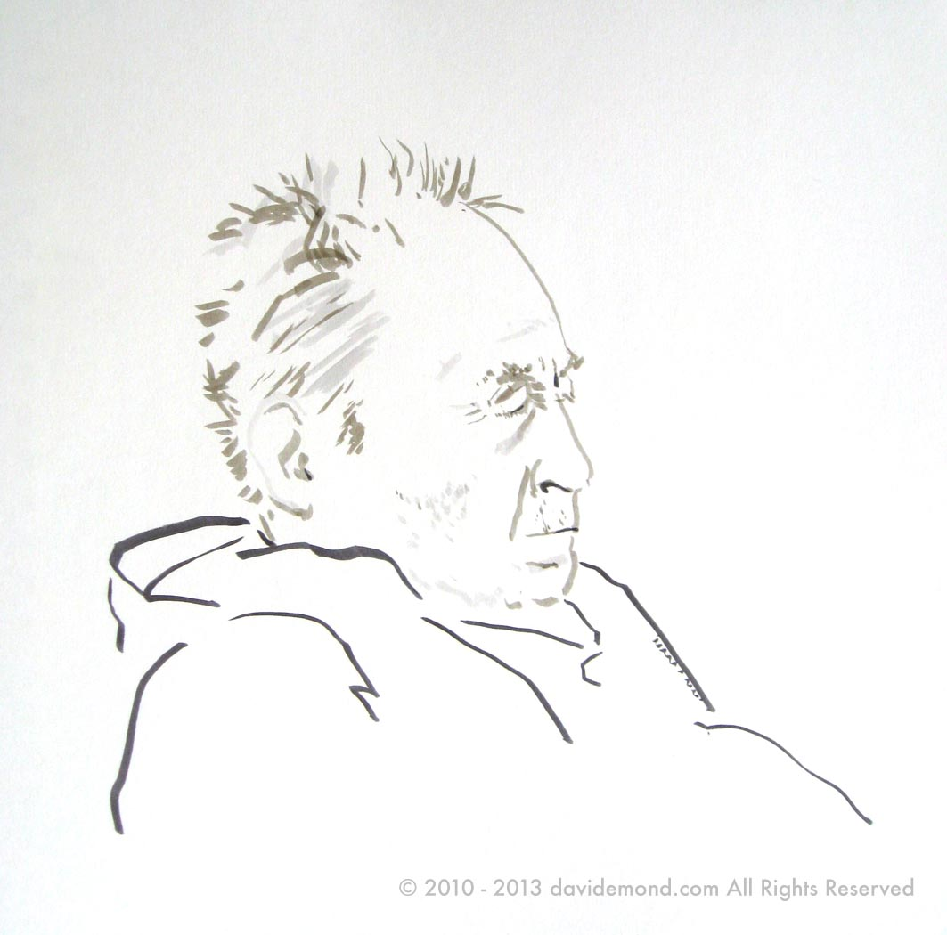 Drawing 11 - David Edmond