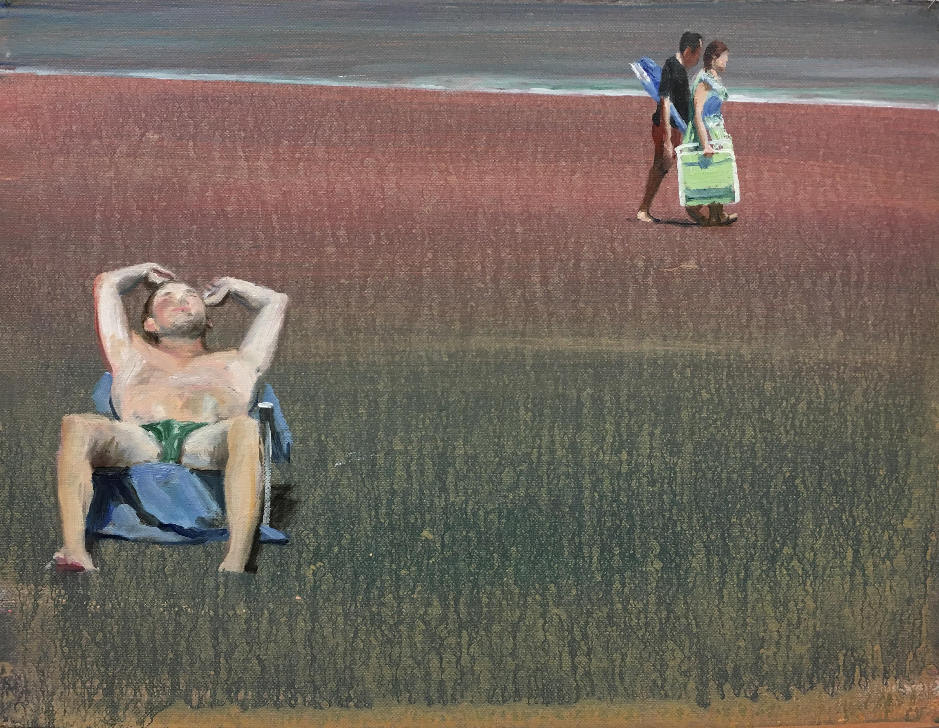 beach-10-oil-on-paper-420x295mm-david-edmond